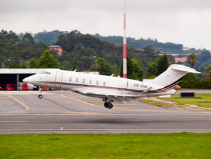 CS-CHC - NetJets Europe (Portugal) Bombardier BD-100 Challenger 350 series