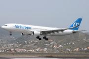 EC-KOM - Air Europa Airbus A330-200 aircraft