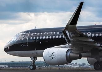 JA24MC - Starflyer Airbus A320