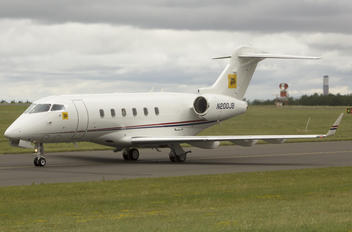 N200JB - Private Bombardier BD-100 Challenger 300 series