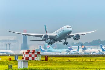 C-FGEI - Air Canada Boeing 787-9 Dreamliner