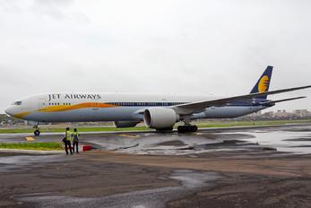 VT-JEV - Jet Airways Boeing 777-300ER