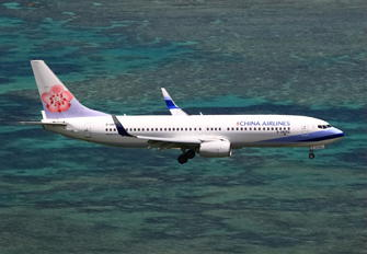 B-18656 - China Airlines Boeing 737-800