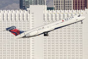 N896AT - Delta Air Lines Boeing 717 aircraft