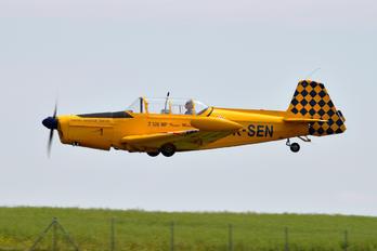 OK -SEN - Slezský Aeroklub Zábřeh Zlín Aircraft Z-326 (all models)