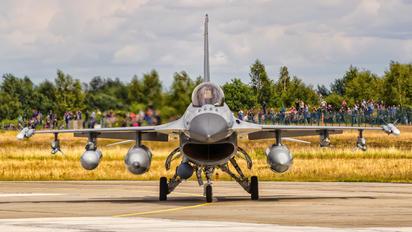 E-602 - Denmark - Air Force General Dynamics F-16A Fighting Falcon