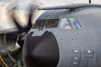 54+04 - Germany - Air Force Airbus A400M