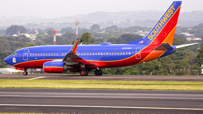 N906WN - Southwest Airlines Boeing 737-700
