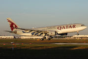 A7-ACH - Qatar Airways Airbus A330-200 aircraft
