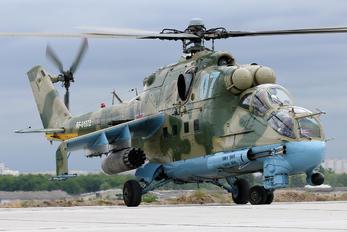 RF-91072 - Russia - Air Force Mil Mi-24P