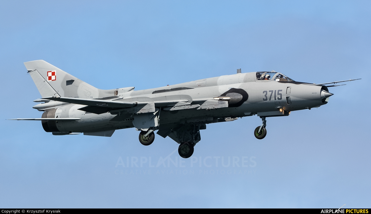 Poland - Air Force 3715 aircraft at Undisclosed location