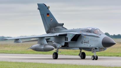 46+45 - Germany - Air Force Panavia Tornado - ECR