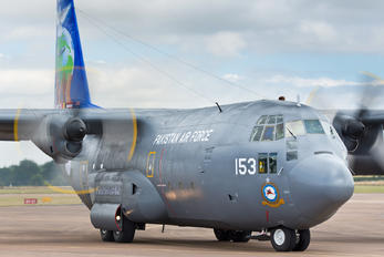 153 - Pakistan - Air Force Lockheed C-130B Hercules
