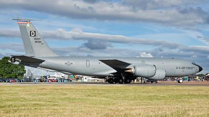 80100 - USA - Air Force Boeing KC-135R Stratotanker