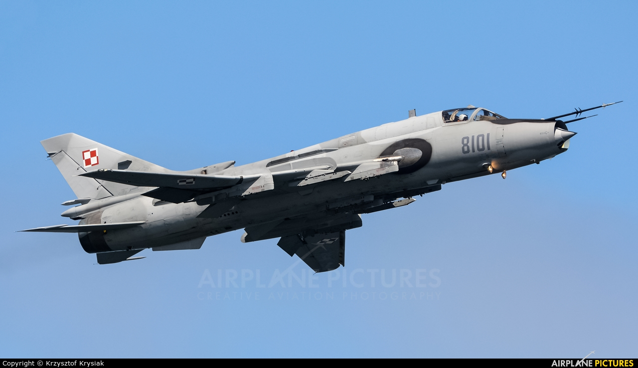 Poland - Air Force 8101 aircraft at Undisclosed location