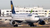 D-AIKB - Lufthansa Airbus A330-300 aircraft