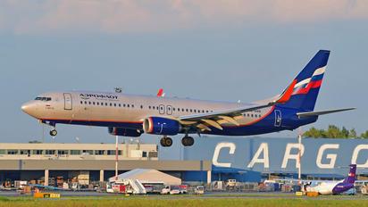 VQ-BWB - Aeroflot Boeing 737-800