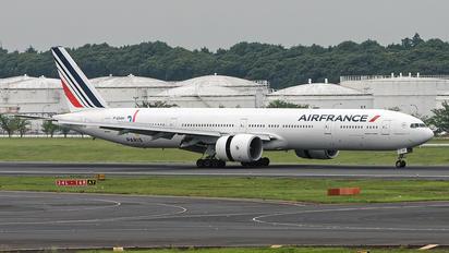 F-GSQH - Air France Boeing 777-300ER