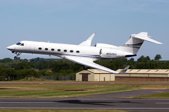 N550GU - Private Gulfstream Aerospace G-V, G-V-SP, G500, G550