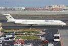 ALK Airlines MD-82 visits Tenerife