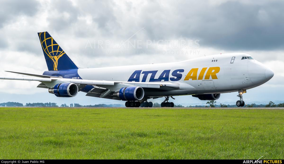 Atlas Air N499MC aircraft at San Jose - Juan Santamaría Intl