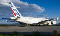 Air France A380 diverted from Mexico to Queretaro title=