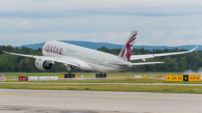A7-ALC - Qatar Airways Airbus A350-900