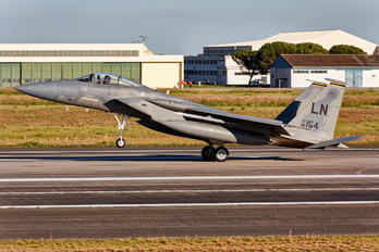 86-0154 - USA - Air Force McDonnell Douglas F-15C Eagle
