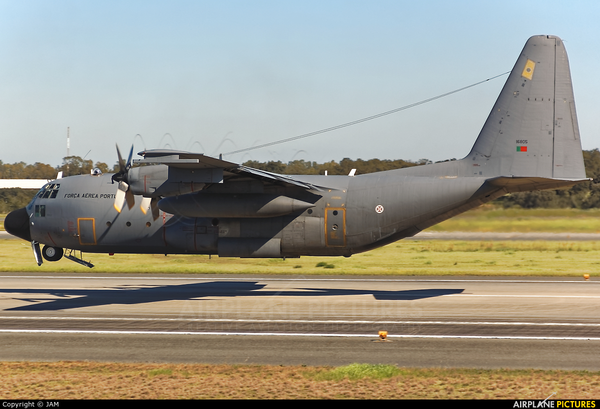 Portugal - Air Force 16805 aircraft at Beja AB