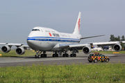 B-2447 - Air China Boeing 747-400 aircraft