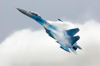 58 BLUE - Ukraine - Air Force Sukhoi Su-27P