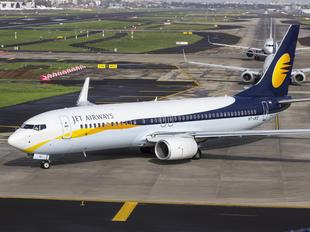 VT-JFZ - Jet Airways Boeing 737-800