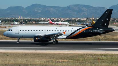 G-POMW - Titan Airways Airbus A320