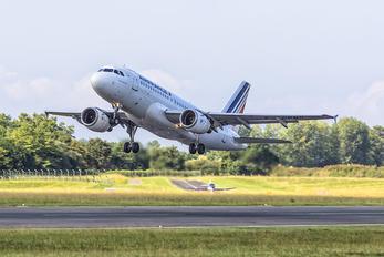 F-GPMB - Air France Airbus A319