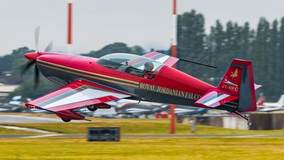 JY-RFC - Royal Jordanian Falcons Extra 300L, LC, LP series