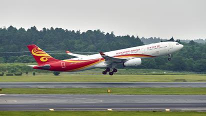 B-LNQ - Hong Kong Airlines Airbus A330-300