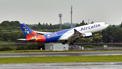 F-OJSE - Aircalin Airbus A330-200