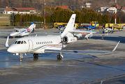 OE-HTR - Private Dassault Falcon 2000LX aircraft