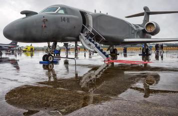 N849GA - Italy - Air Force Gulfstream Aerospace G-V, G-V-SP, G500, G550