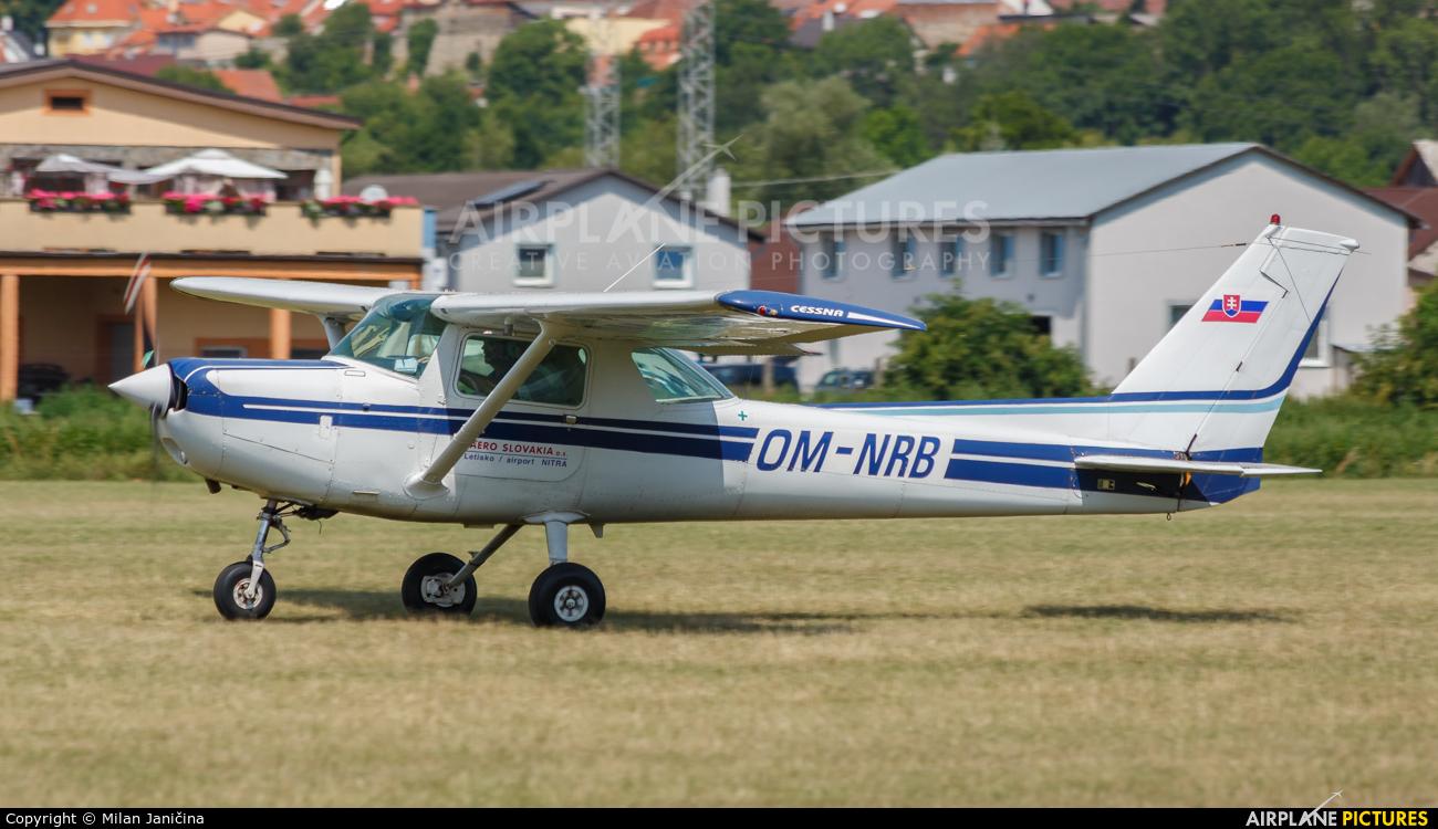 Aero Slovakia OM-NRB aircraft at Prievidza