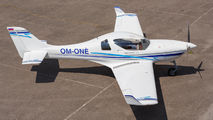 OM-ONE - Private Aerospol WT9 Dynamic aircraft