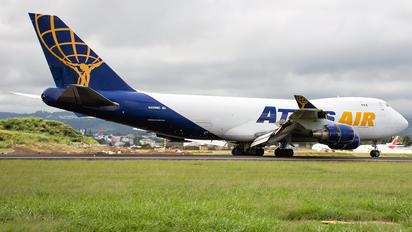 N499MC - Atlas Air Boeing 747-400F, ERF