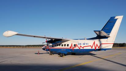 OK-WYI - CAA - Czech Aviation Authority LET L-410 Turbolet