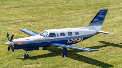 N795MA - Private Piper PA-46 Malibu / Mirage / Matrix