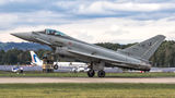 Italy - Air Force Eurofighter Typhoon S MM7319 at Ostrava Mošnov airport