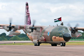 347 - Jordan - Air Force Lockheed C-130H Hercules