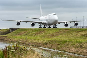 N496BC - Kalitta Air Boeing 747-400F, ERF