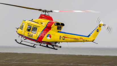 R-01 - Netherlands - Air Force Agusta / Agusta-Bell AB 412