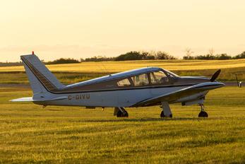 C-GIVU - Private Piper PA-28 Cherokee
