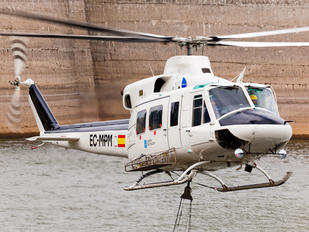 EC-MPM - Babcock Support services Bell 412SP